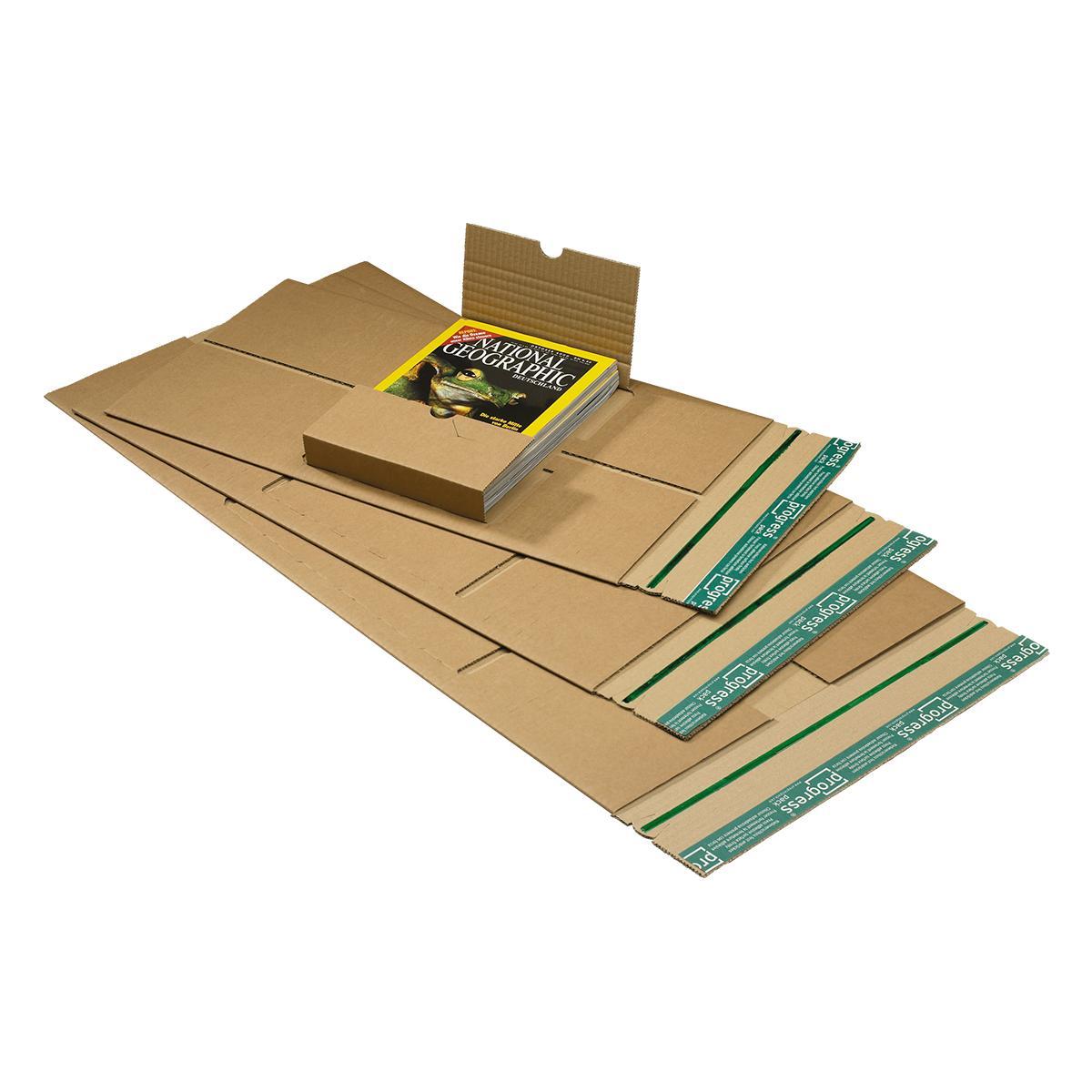 Boekverpakking karton